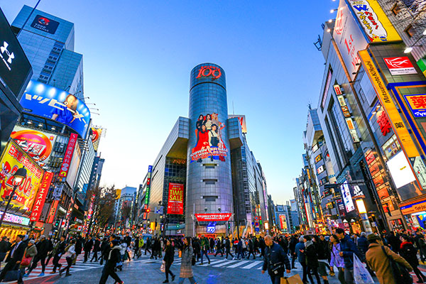 4割以上の女性が渋谷は「若者の街」と回答。再開発の進む渋谷を考える