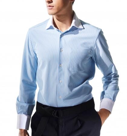 洗濯やアイロンの手間と時間を大幅削減。ストレスフリーな男性向け新ファッションブランド「SIMPLICITY」が登場