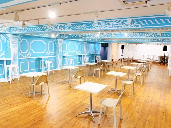 【感染予防対策を徹底】マスク着用などを義務付ける新しいコワーキングカフェが池袋にオープン