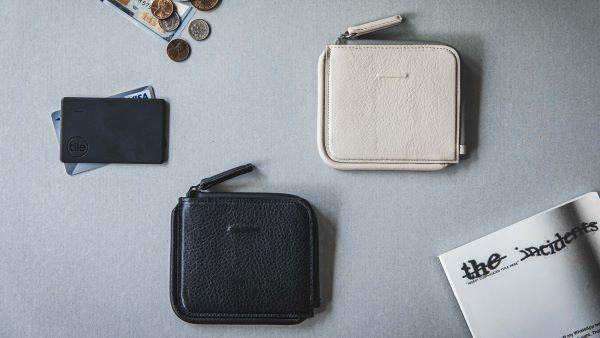 上質なレザーで超軽量コンパクト!キャッシュレス社会に最適化した革財布「Zip Wallet」が登場