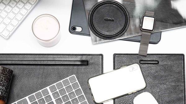 上質なレザーステーショナリーでデスク周りを格上げ!在宅ワークの環境を整える「Remote Work Products」が登場