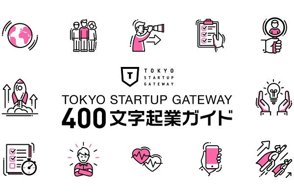 夢や情熱を言葉に、アイデアの導き出し方などを紹介した「400文字起業ガイド」特設サイトがオープン