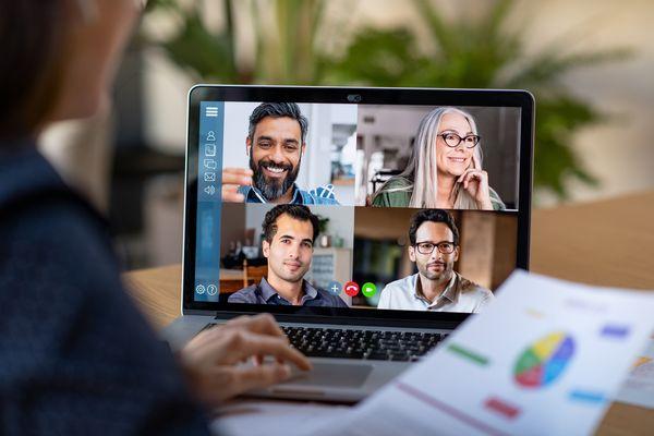 気持ちの共有やリアクションが大切...オンラインミーティングのコツをまとめた動画が公開中