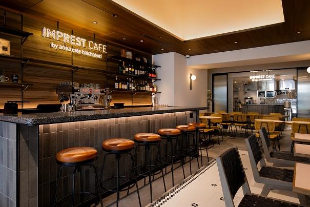 """居住空間ブランド""""IMPREST""""が物件内にカフェをオープン、「働く人々が家より前に帰る場所」をつくる理由とは"""
