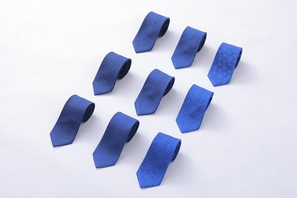 創業123年の織元が「博多織のネクタイ」を開発、オンライン展示会を7月13日より開催