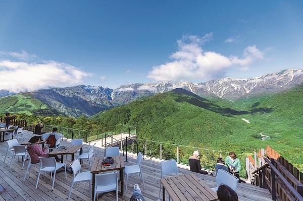 白馬岩岳エリア全体が1つのワークスペースに!大自然の中での新しい働き方「白馬リゾートテレワーク」提供開始