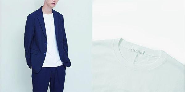 1枚で仕事着として成立!ITビジネスマン向けTシャツが「Makuake」にて先行予約受付中