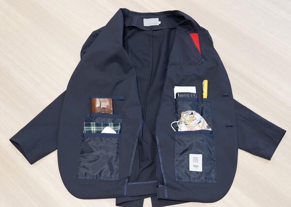 機能性と耐久性に優れたセットアップスーツが登場!「服から服をつくる」がコンセプト