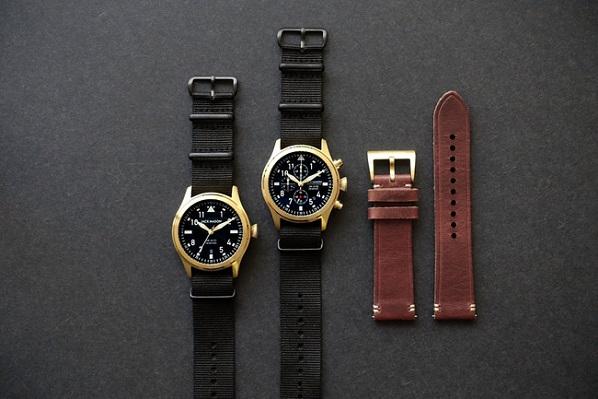 オンオフ問わず腕元を男らしく演出、時計ブランド「JACK MASON」から日本限定モデルが新登場