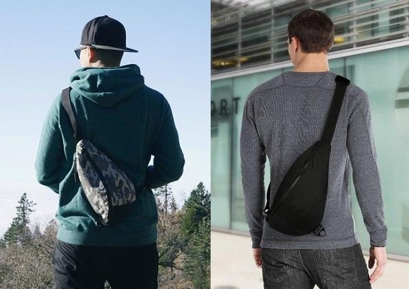 海外で人気!ミニマリストのためのスリングバッグ「Cross-Body Bag」が日本初上陸