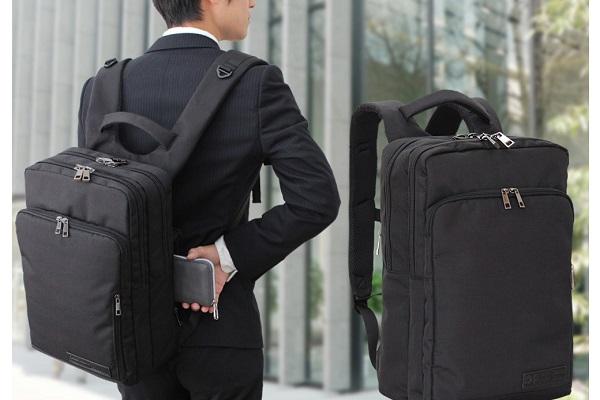 通勤・通学をもっと便利に…背負ったまま財布やスマホを取り出せる「機能ポケット搭載リュック」が販売中