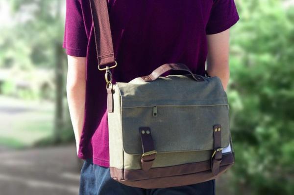 取り外せる保冷保温エコバッグ内蔵「メッセンジャーバッグ」が登場!機能性とファッション性を両立