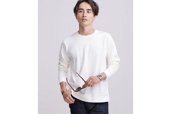 Tシャツ感覚で着用できる「思いきり洗えるニット」今シーズンも発売!洗濯後の縮みや型崩れを防ぐ