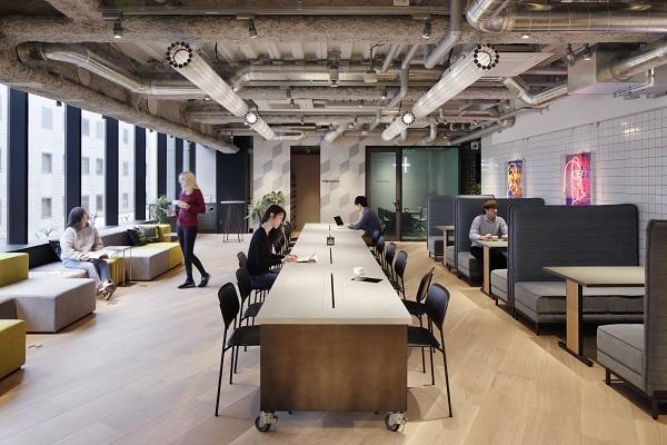 ホテル一体型ワークプレイス「.andwork」全国7拠点へ!オンオフを自由に選択し、パフォーマンスを最大化