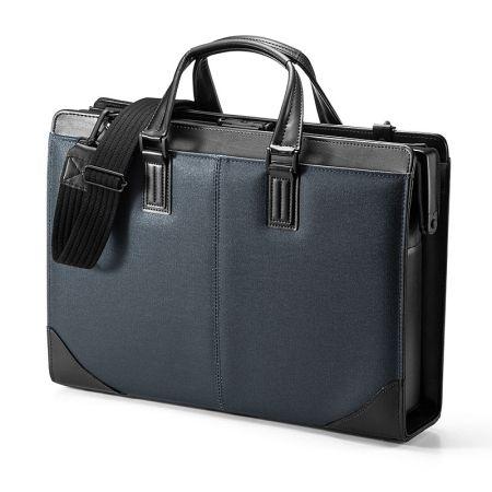 オシャレな通勤シーンを実現!倉敷帆布×豊岡縫製のメイドインジャパンのビジネスバッグ2種が新発売