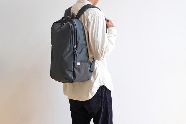 ビジネスシーンにフォーカスした「3層式リュック」が新登場!充実したポケットなど、使いやすさを考えデザイン