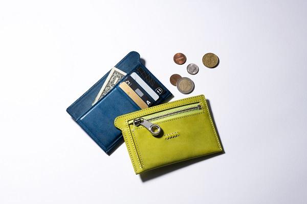 キャッシュレス時代の新財布「フラグメントケース」HMAENより登場、使い勝手を計算しつくしたデザイン