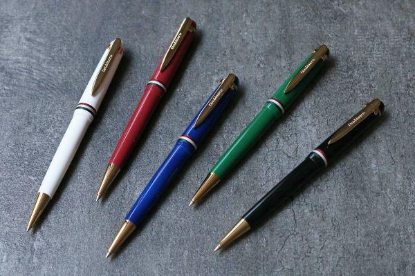 毎日使うものだからこそ上質なものを選びたい人へ、イタリアブランド「オロビアンコ」の高級ボールペン「フォルテ」発売中