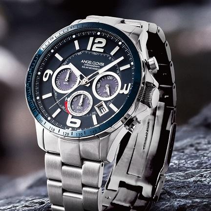 胸を張って身にまとえる腕時計、もう見つけた?エンジェルクローバーから新商品が登場