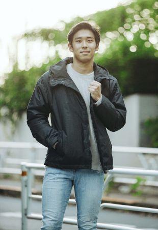 木の実由来でアニマルフリー!たった500gでダウンの暖かさを実現した「エアーライトジャケット」がMakuakeで販売中