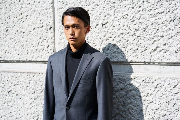 現代社会で活躍するビジネスパーソンへ、TOKYO BASEのスーツライン「BESPOKE TOKYO」登場