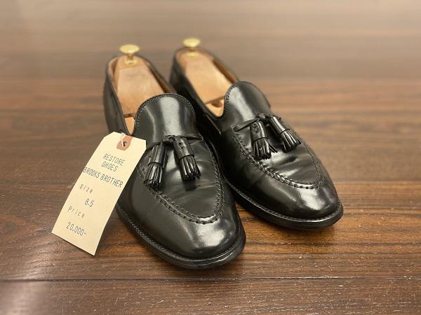 あこがれの高級ブランド靴をヴィンテージで楽しむ!通勤が楽しくなりそうな「オールドシューズレストアコレクション」