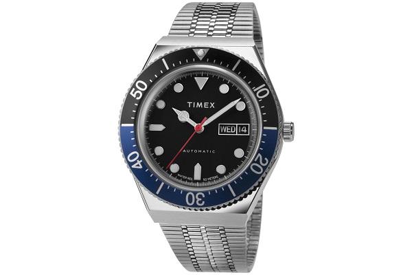 米腕時計ブランド「タイメックス」より、人気シリーズの派生モデル「M79」が日本上陸