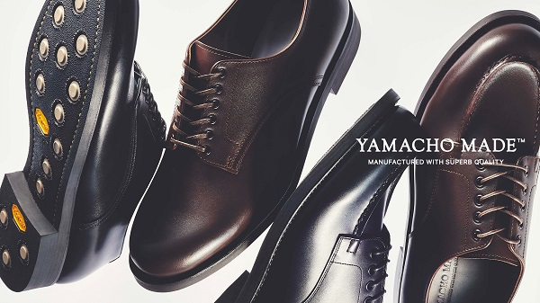 履き心地×時代に沿ったデザイン、紳士靴ブランド「YAMACHO MADE」より2020年秋冬新作が登場