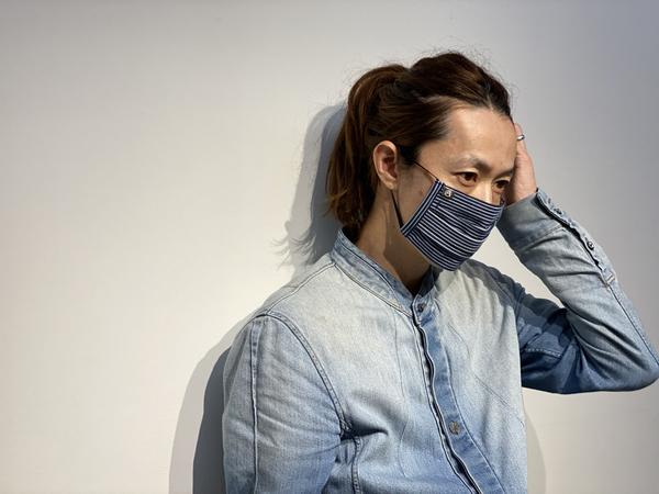 デニム好きに朗報!老舗デニムファクトリーからオンオフ使えるデニム素材マスクが登場
