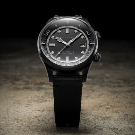 新作腕時計でビジネススタイルをアップデート!今年のトレンドを総取りした「BRADNER ALL BLACK」が発売中