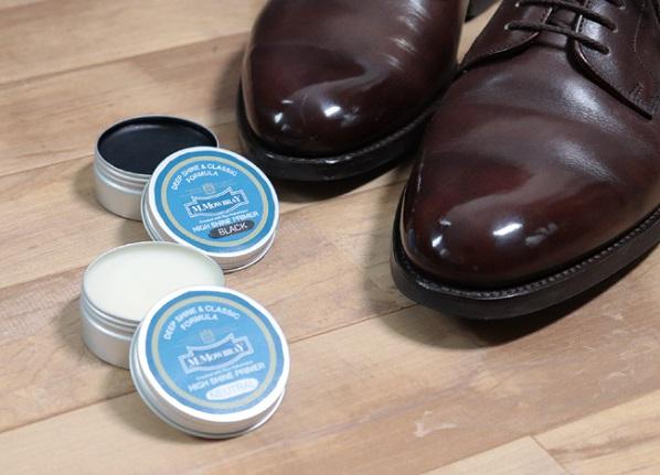 ビジネスパーソンの身だしなみに...プロが開発した靴磨き用ワックス「ハイシャインプライマー」発売中