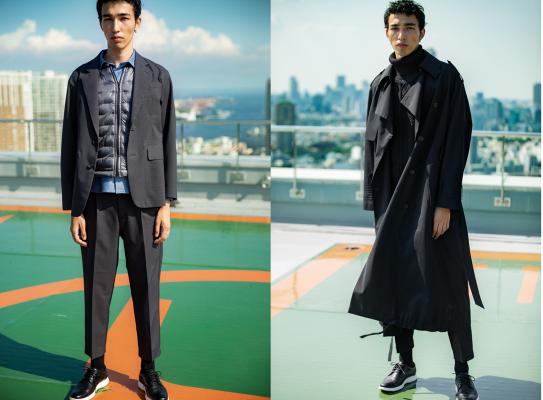 フィッシングのフィールドから生まれたファッションブランド「D-VEC」から秋冬コレクション第2弾が登場!