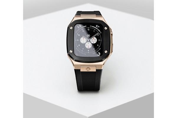 頑張った自分へのご褒美に…スウェーデン発ラグジュアリーブランドの「高級Apple Watchケース」が日本上陸