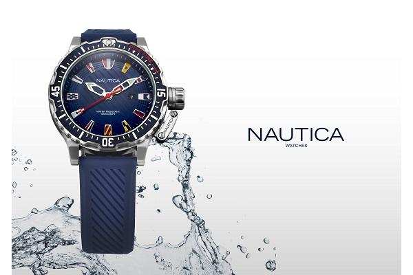 ビジネススタイルにさりげない彩りを…マリンスタイルウォッチブランド「NAUTICA」より新シリーズが登場