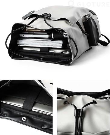 スマホ充電もできる防水バックパック「MOYYI Vegan Backpack」クラウドファンディング実施中!