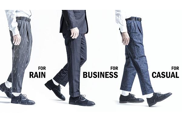 働く人の毎日を、より快適・前向きに!ビジネスシーンにおける快適さを追求した「ニット素材のシューズ」登場