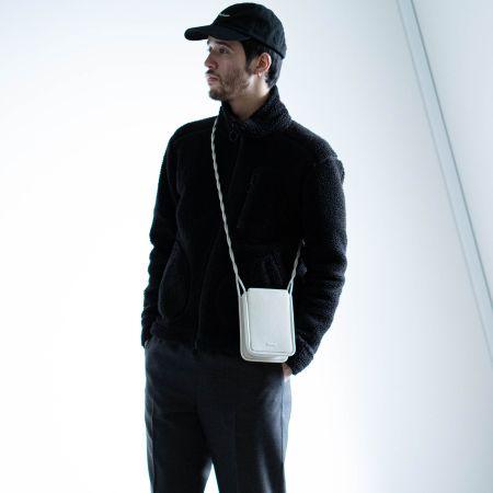 半日程度の外出に最適…ウォレットバッグの容量拡大モデル「ウォレットバッグワイド」新発売