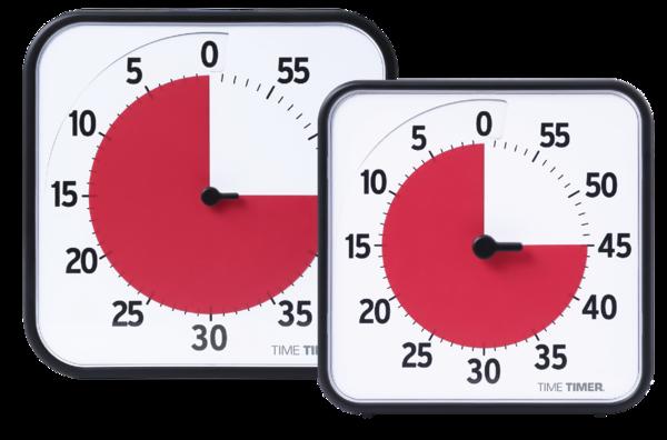 プレゼンや会議の時間管理に!残り時間が一目で分かるタイマー「Time Timer」が発売