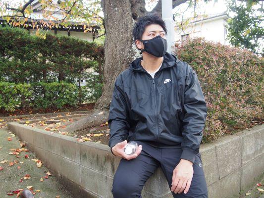 耳にかけない新感覚マスクの第2弾、Makuakeに登場!サポーターの声を反映してさらに便利に
