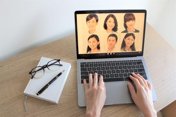 オンラインで信頼関係を築くコツを伝授!「Web会議ツールのコミュニケーション術」講座の販売開始