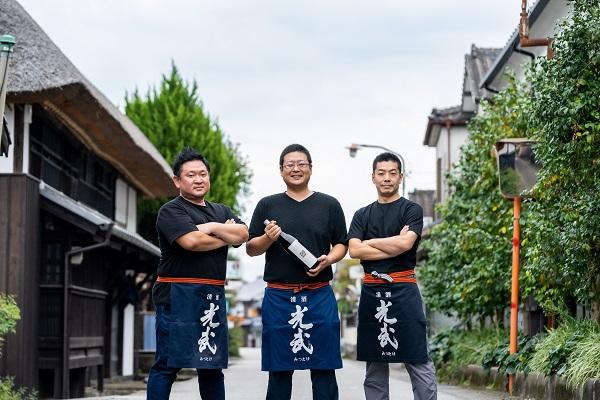 創業333年の老舗蔵元が「QRコードだけの日本酒」を発売!光武酒造場の社長に聞く、挑戦を決断する判断基準