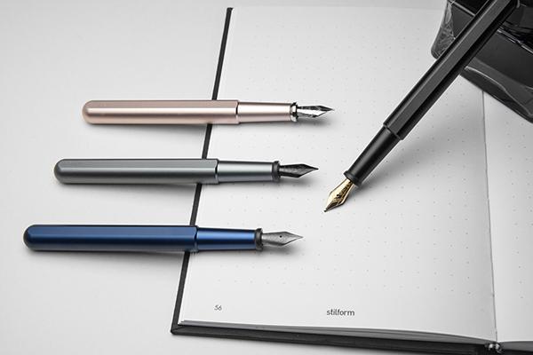 スタイリッシュな万年筆で周りと差をつけたい!「stilform INK」CAMPFIREにて予約販売中
