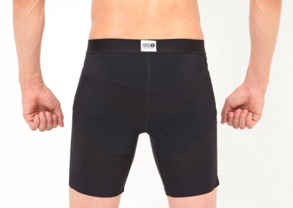 長引く在宅勤務により腰の負担に悩む人に…男性用パンツ「整体パンツNEW ZERO」が発売