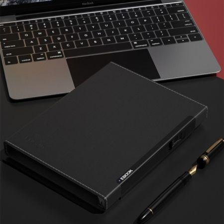 手帳のプライベート情報を守りたい!指紋認証付のシステム手帳「Multifunctional Finput」Makuakeに登場