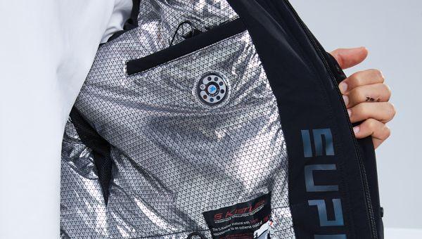 NASA宇宙服の素材を使用!-196℃を断熱するジャケット「エアジャケット306」が先行販売実施中