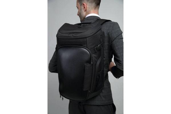 通勤をより快適に!負担を分散し、体感重量を軽減するバックパック「Xero Backpack2.0」誕生
