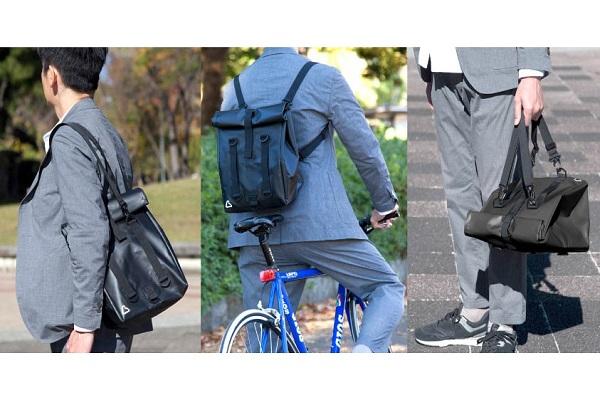テイクアウトの悩みを解決してくれる「TAKEOUT BAG」が登場!におい漏れ軽減&横持ちもできる