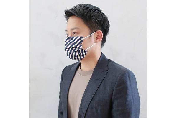 使い捨てマスクでもオシャレを楽しもう!マスク専門ブランドより「不織布1dayマスク」発売、全14柄