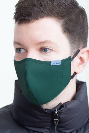 日本のスポーツウェアメーカーが開発!アジャスター付き、フェイスラインを美しく見せる高機能マスクが発売