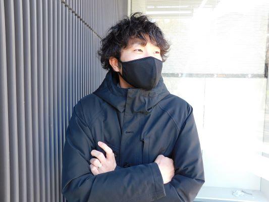 寒い冬も快適に働くために…「持続保温冬マスク」がMakuakeに登場!1月末まで応援購入募集中